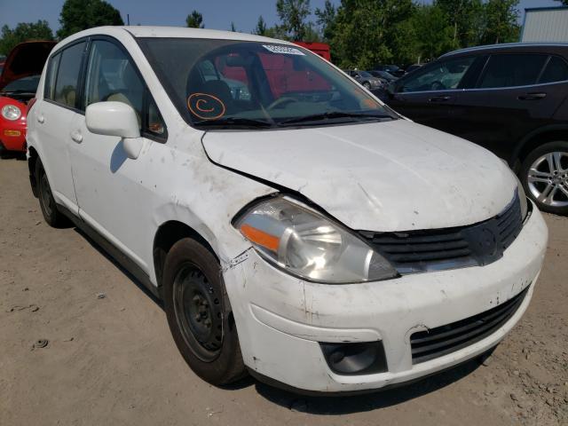 Nissan Vehiculos salvage en venta: 2007 Nissan Versa S