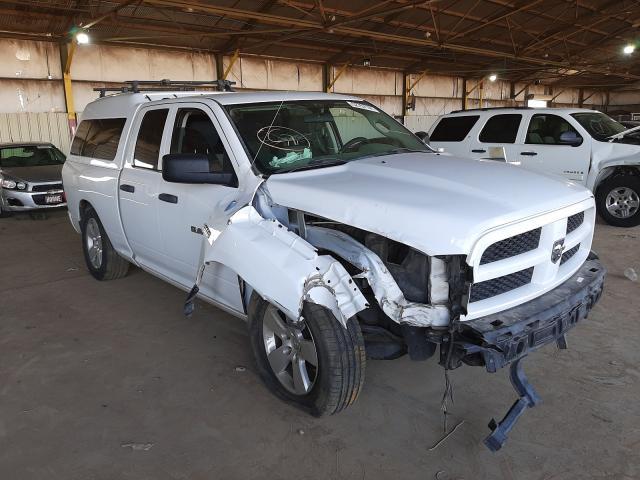 Salvage cars for sale from Copart Phoenix, AZ: 2012 Dodge RAM 1500 S