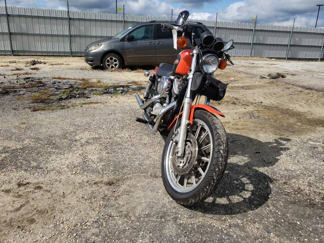 Salvage motorcycles for sale at Lumberton, NC auction: 2001 Harley-Davidson XL1200 S