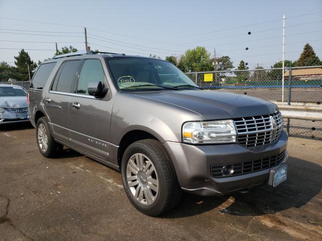 Lincoln salvage cars for sale: 2011 Lincoln Navigator