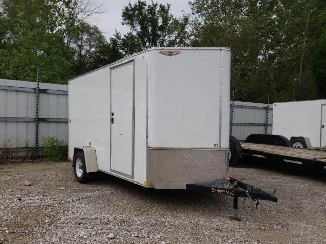 H&H salvage cars for sale: 2017 H&H Trailer