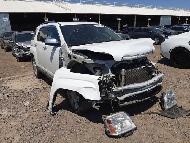 Salvage cars for sale from Copart Phoenix, AZ: 2016 GMC Terrain SL