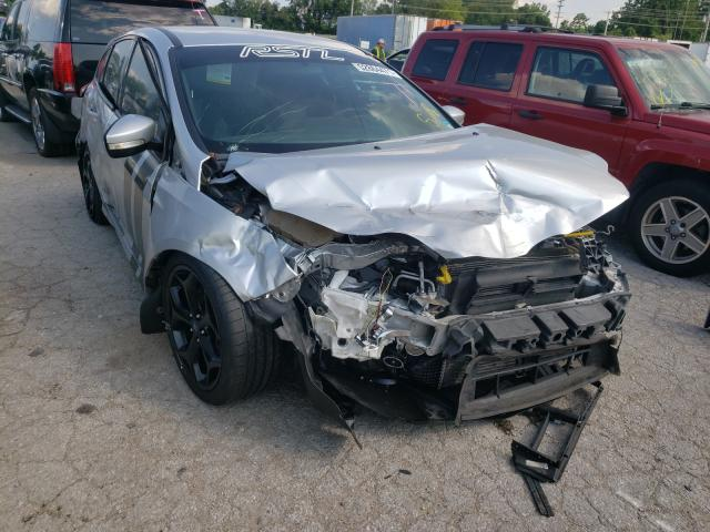 Salvage cars for sale at Bridgeton, MO auction: 2014 Ford Focus ST