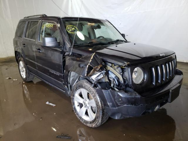 Salvage cars for sale from Copart Central Square, NY: 2014 Jeep Patriot LA