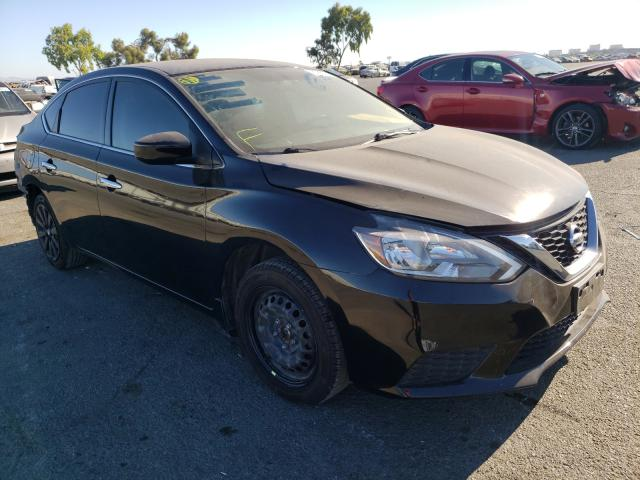 Salvage cars for sale from Copart Martinez, CA: 2018 Nissan Sentra S
