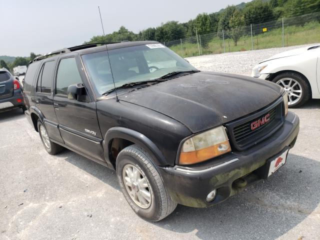 Salvage cars for sale at Prairie Grove, AR auction: 2000 GMC Jimmy