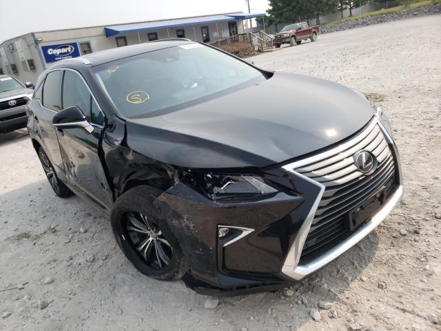 Salvage cars for sale from Copart Prairie Grove, AR: 2017 Lexus RX 350 Base