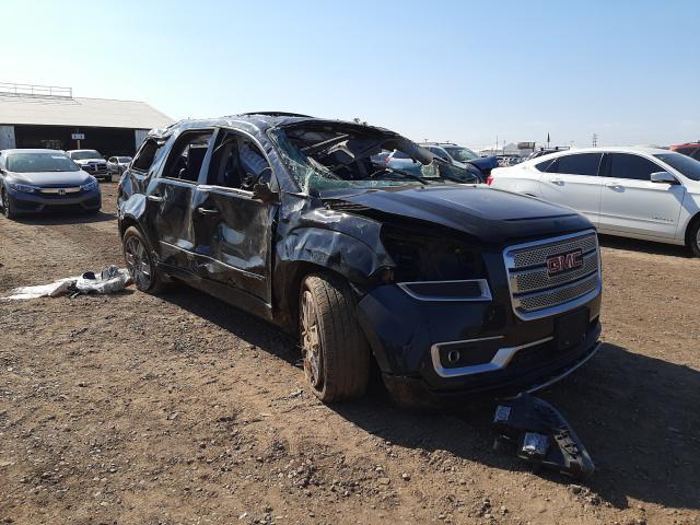 Salvage cars for sale from Copart Phoenix, AZ: 2015 GMC Acadia DEN