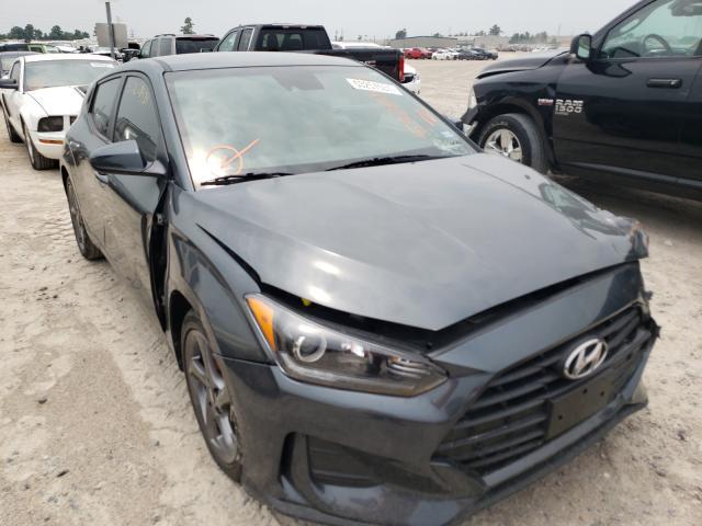 Hyundai salvage cars for sale: 2020 Hyundai Veloster B