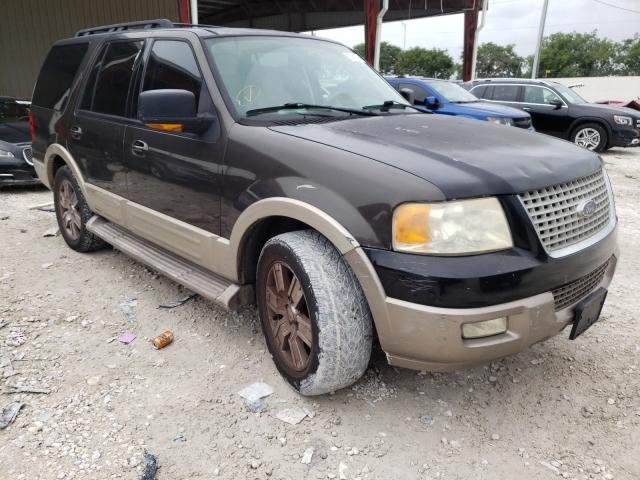 Salvage cars for sale from Copart Homestead, FL: 2006 Ford Expedition