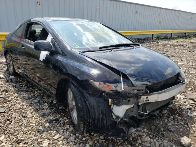 Vehiculos salvage en venta de Copart Cudahy, WI: 2009 Honda Civic EX