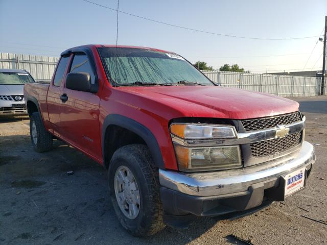 Salvage cars for sale from Copart Lexington, KY: 2004 Chevrolet Colorado