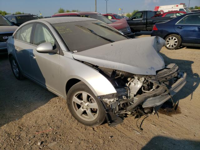 Salvage cars for sale at Indianapolis, IN auction: 2016 Chevrolet Cruze Limited