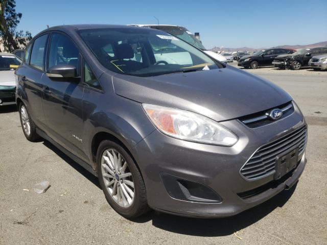 Vehiculos salvage en venta de Copart Martinez, CA: 2013 Ford C-MAX SE