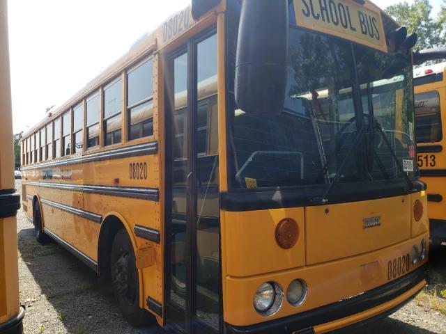 Vehiculos salvage en venta de Copart Waldorf, MD: 2009 Thomas School Bus