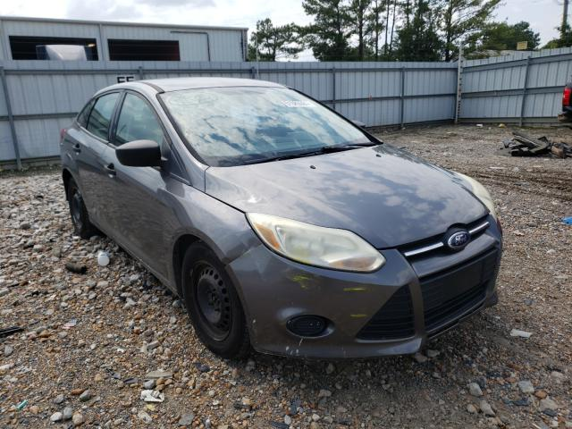 Salvage cars for sale at Florence, MS auction: 2012 Ford Focus S
