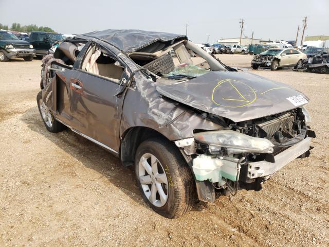 Nissan Vehiculos salvage en venta: 2009 Nissan Murano S