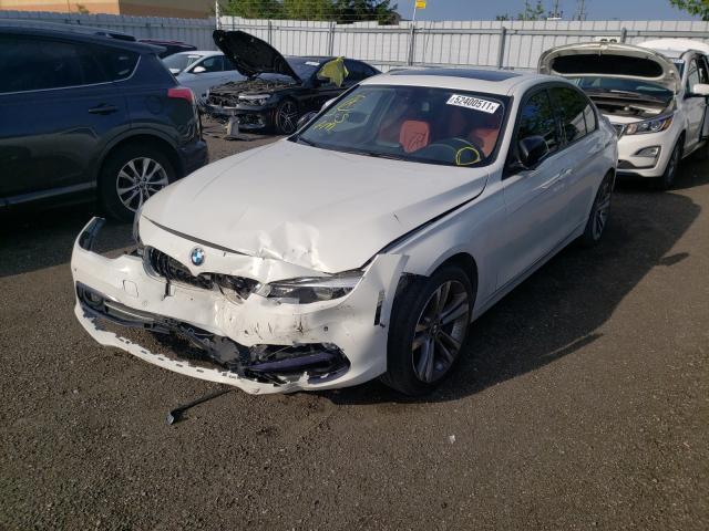 BMW 3 SERIES 2016 1