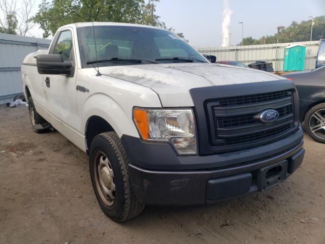 Salvage cars for sale from Copart West Mifflin, PA: 2013 Ford F150