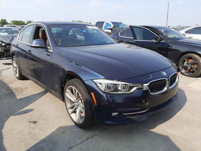 BMW Vehiculos salvage en venta: 2017 BMW 330 I