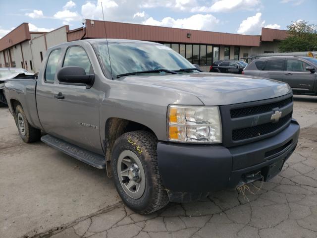 Chevrolet Silverado salvage cars for sale: 2009 Chevrolet Silverado