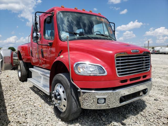 Upcoming salvage trucks for sale at auction: 2009 Freightliner M2 106 MED