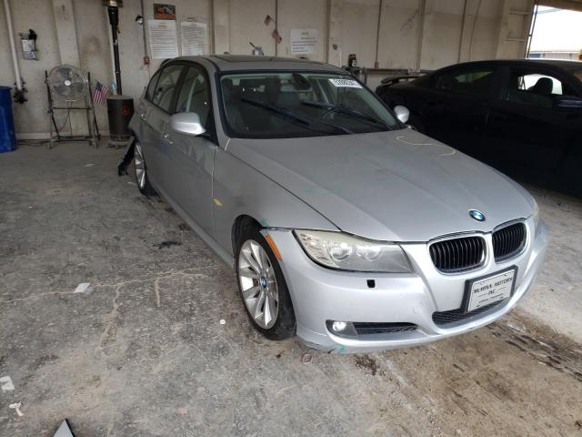 Salvage cars for sale from Copart Madisonville, TN: 2011 BMW 328 I