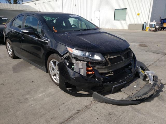 Chevrolet Volt salvage cars for sale: 2013 Chevrolet Volt