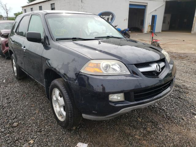Acura MDX salvage cars for sale: 2006 Acura MDX