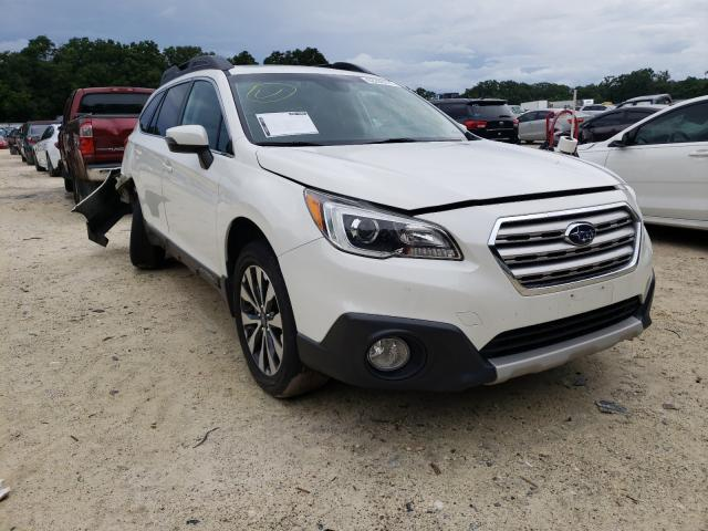 Salvage cars for sale from Copart Ocala, FL: 2017 Subaru Outback 2