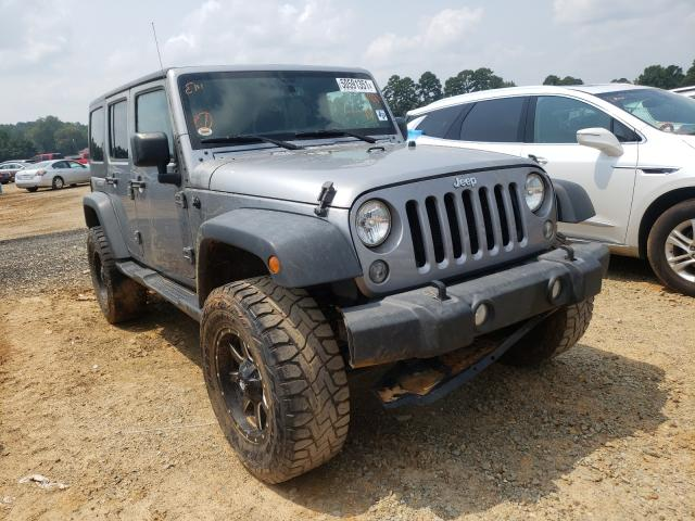 2015 Jeep Wrangler U en venta en Longview, TX