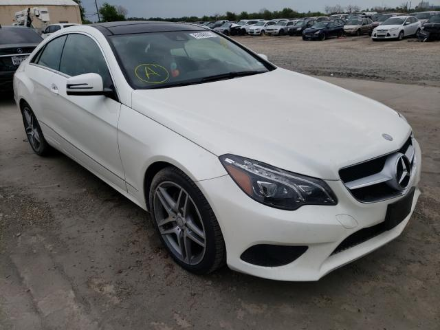 Salvage cars for sale from Copart Corpus Christi, TX: 2014 Mercedes-Benz E 350