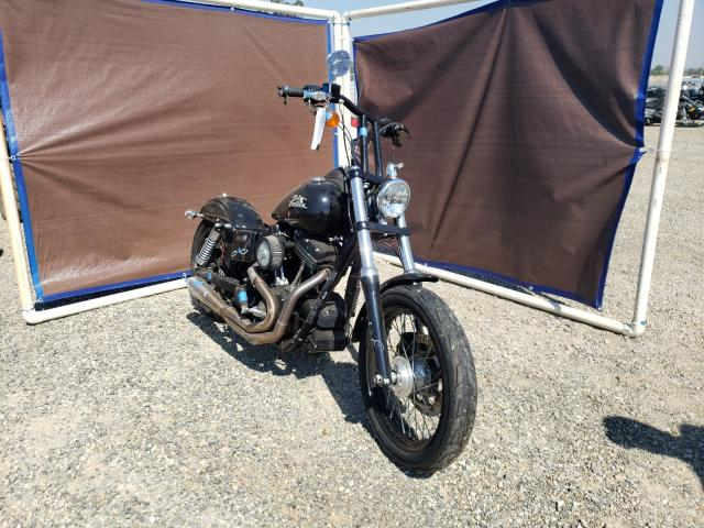 Salvage cars for sale from Copart Anderson, CA: 2016 Harley-Davidson Fxdb Dyna