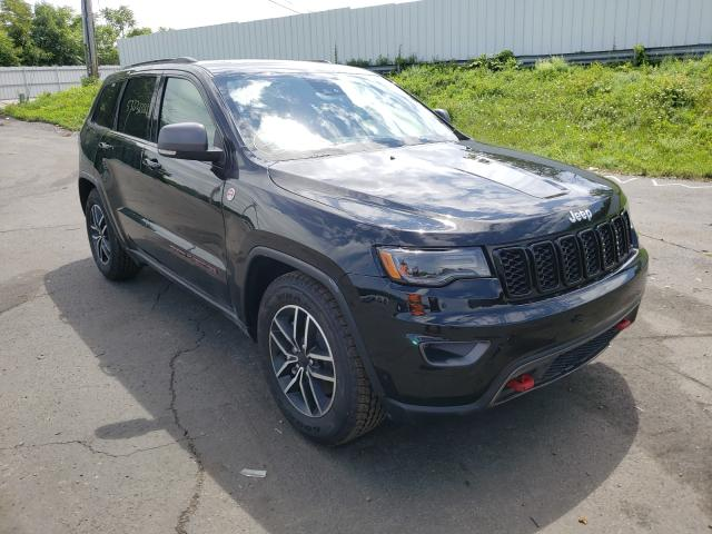 Salvage cars for sale from Copart Marlboro, NY: 2021 Jeep Grand Cherokee