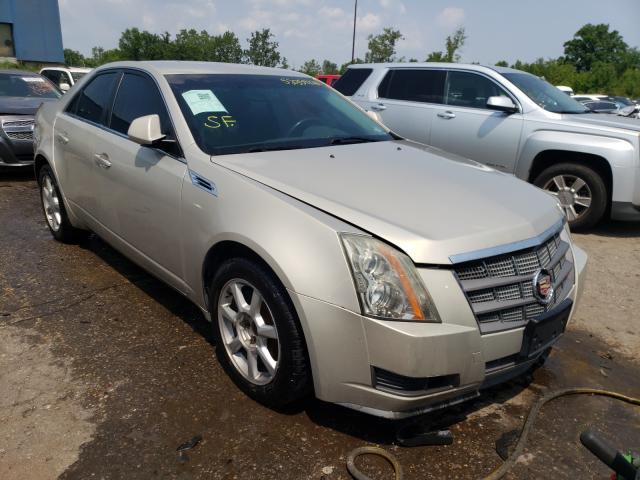 Cadillac Vehiculos salvage en venta: 2009 Cadillac CTS