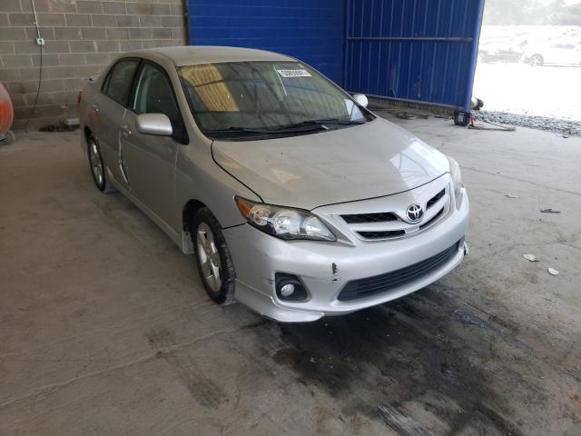 Vehiculos salvage en venta de Copart Cartersville, GA: 2012 Toyota Corolla BA