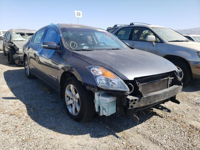Salvage cars for sale from Copart San Martin, CA: 2008 Nissan Altima Hybrid