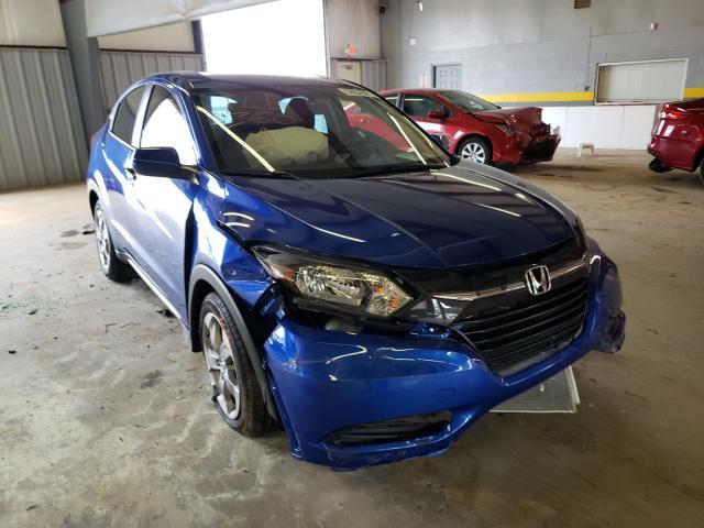 Vehiculos salvage en venta de Copart Mocksville, NC: 2018 Honda HR-V LX