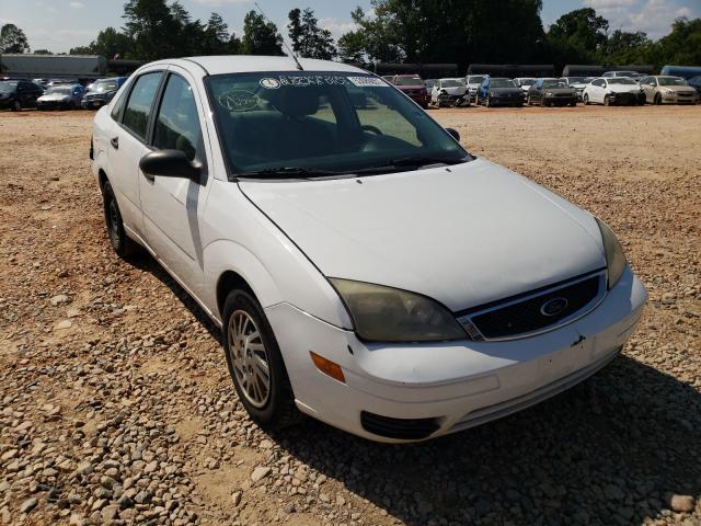 Vehiculos salvage en venta de Copart China Grove, NC: 2007 Ford Focus ZX4