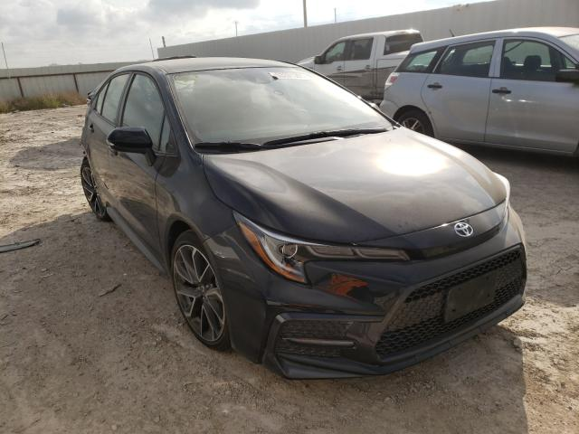 Toyota salvage cars for sale: 2022 Toyota Corolla SE