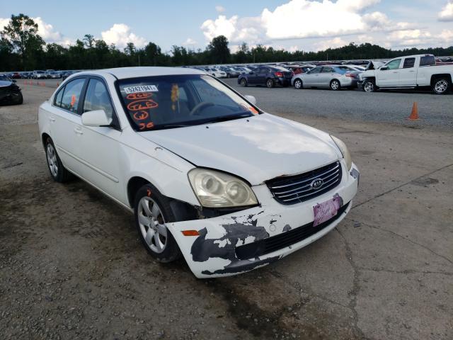 KIA Vehiculos salvage en venta: 2008 KIA Optima LX