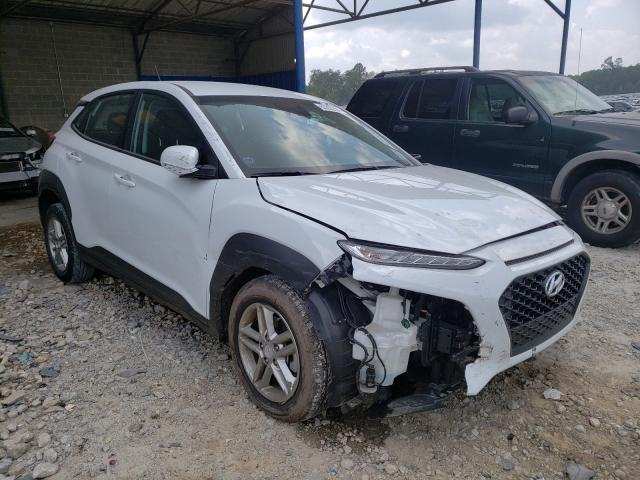 Vehiculos salvage en venta de Copart Cartersville, GA: 2019 Hyundai Kona SE