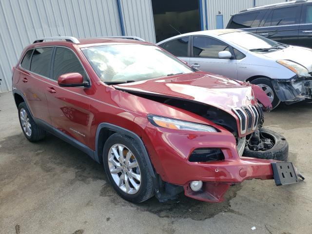 Vehiculos salvage en venta de Copart Apopka, FL: 2014 Jeep Cherokee L