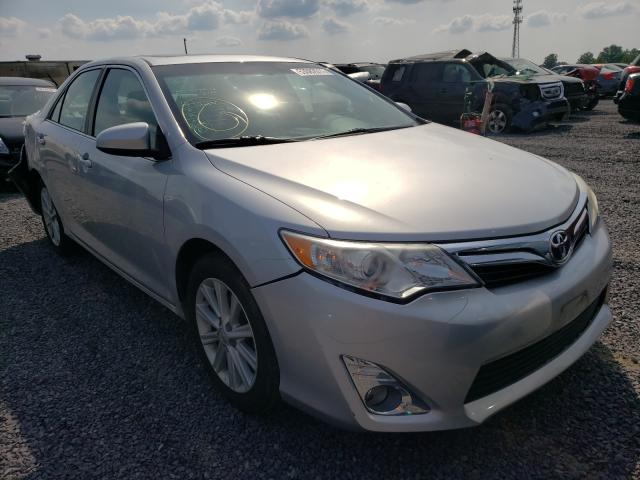 Salvage cars for sale from Copart Fredericksburg, VA: 2012 Toyota Camry SE