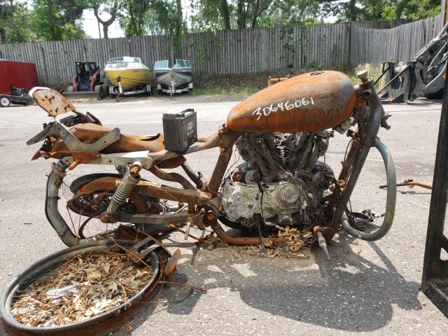 Harley-Davidson Vehiculos salvage en venta: 2007 Harley-Davidson XL1200