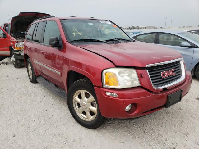 GMC salvage cars for sale: 2002 GMC Envoy