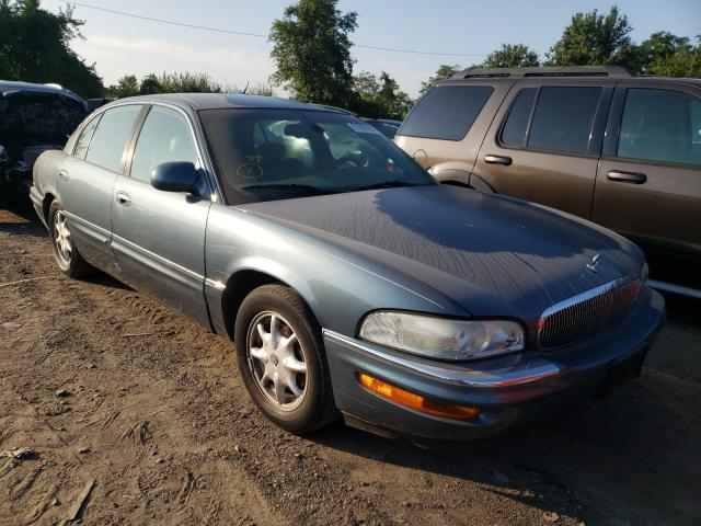 Salvage cars for sale from Copart Baltimore, MD: 2002 Buick Park Avenue