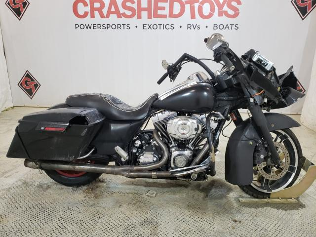 Salvage cars for sale from Copart Columbia, MO: 2010 Harley-Davidson Fltrx