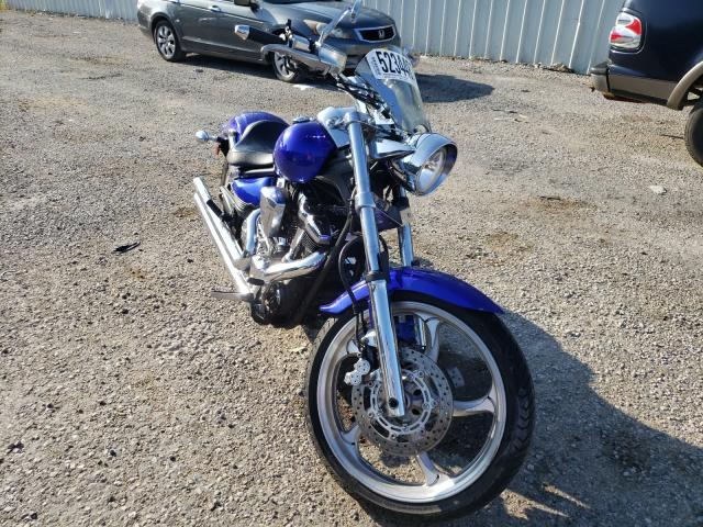 Salvage cars for sale from Copart Greenwell Springs, LA: 2008 Yamaha XV1900 CU