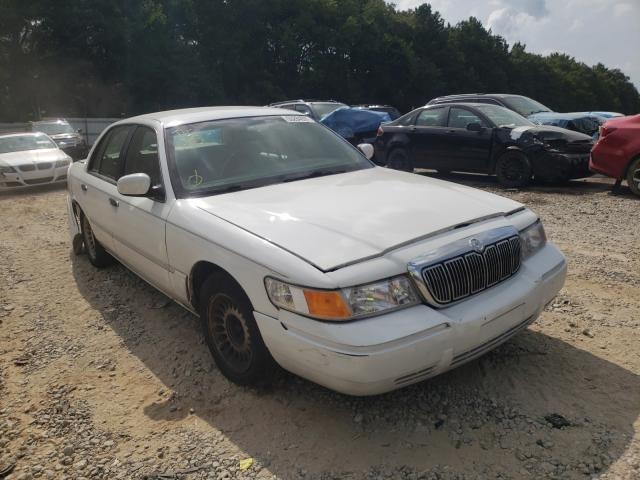 Salvage cars for sale from Copart Austell, GA: 2001 Mercury Grand Marq